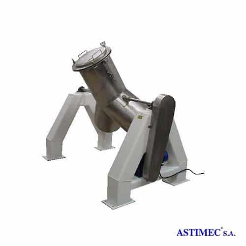 Mezclador tipo pantalón 100 K Astimec soluciones industriales Quito Ecuador