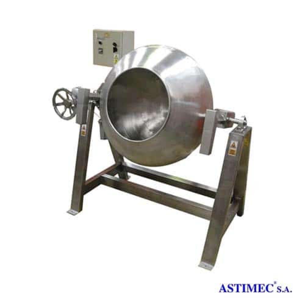 Bombo de Grageado - Astimec soluciones técnicas para su industria