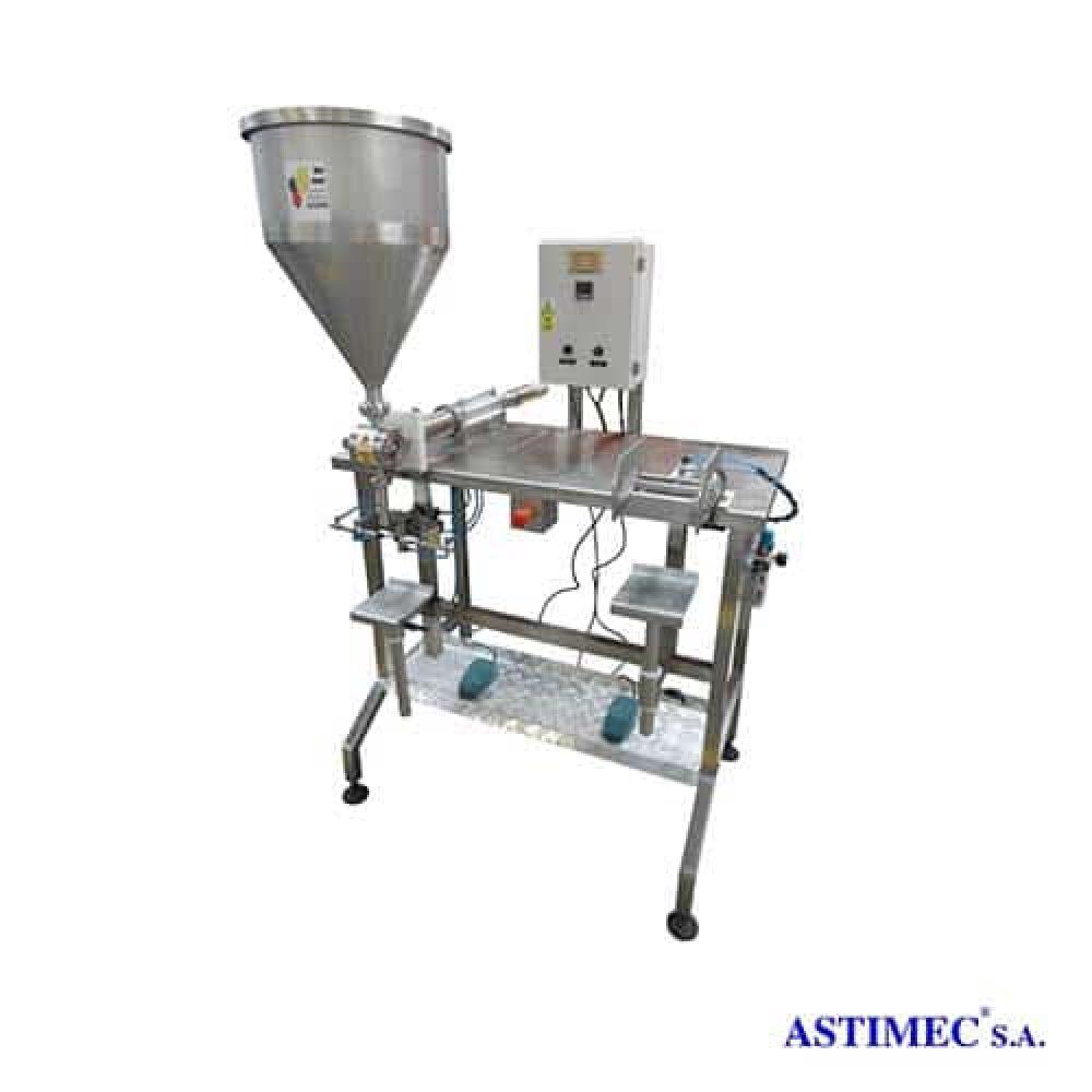 Dosificador Sellador con Abridor ASA DS-500S-CV Astimec soluciones industriales Quito Ecuador América