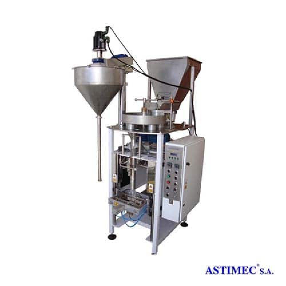 Empacadora Volumétrica Mixta, Astimec soluciones técnicas para su industria
